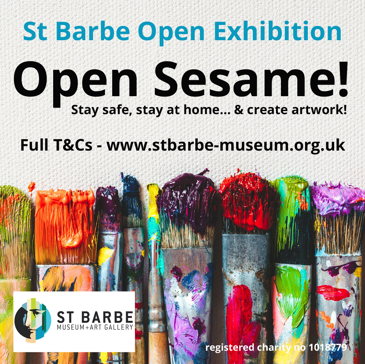 St Barbe Museum and Art Gallery - Open Sesame!