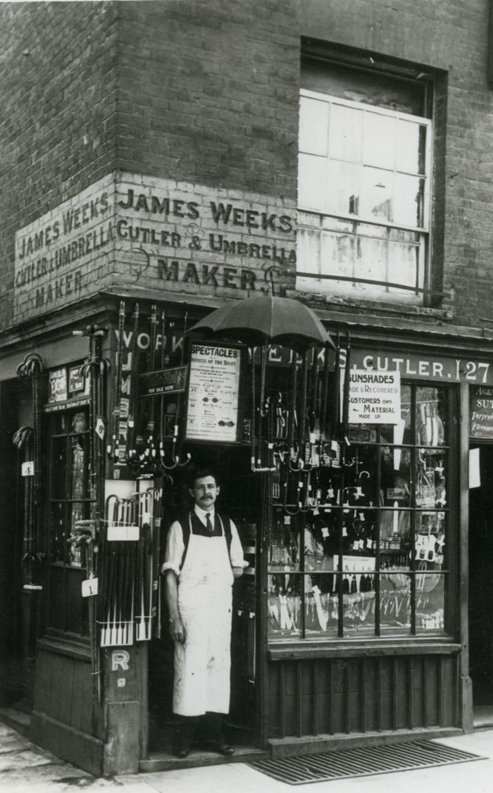 History on the High Street