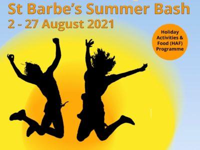 St Barbe Summer Bash (HAF Program)